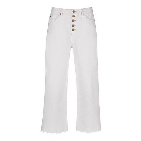 Madison Off-White Button Jean, ${color}