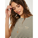 Stripe Butterfly T-Shirt, ${color}