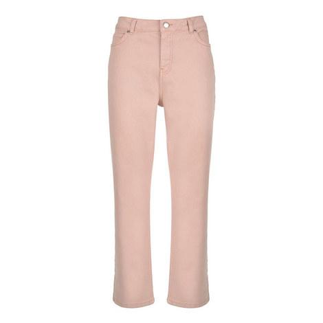 Meribel Straight Leg Jeans, ${color}