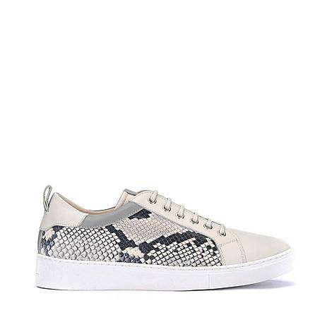 Allie Stone Snake Trainers, ${color}