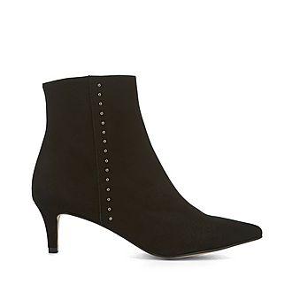 Jodie Kitten Heel Boots