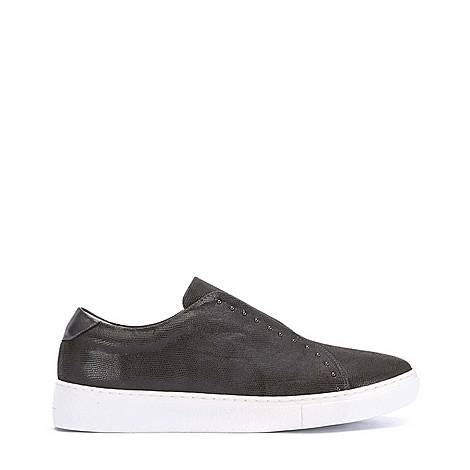 Lila Textured Trainers, ${color}