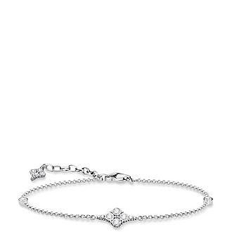 Kingdom of Dreams Zirconia Star Bracelet