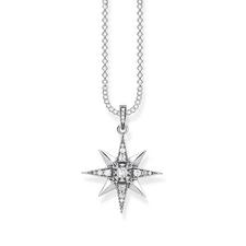 Kingdom of Dreams Zirconia Star Necklace