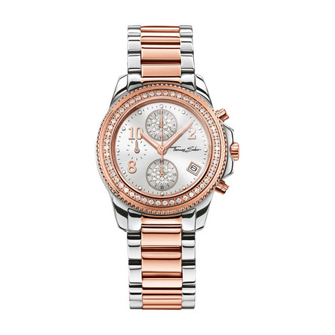Glam Chrono Watch, ${color}