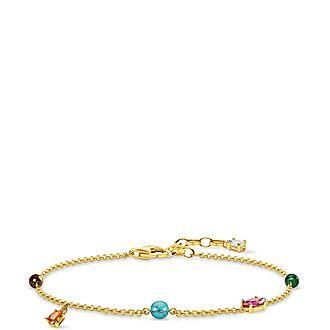 Paradise Colours Colourful Stones Bracelet