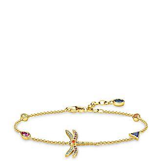 Paradise Colours Dragonfly Bracelet