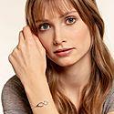 Heritage Interlocking Bracelet, ${color}