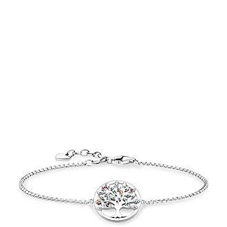 Paradise Colours Tree of Love Bracelet