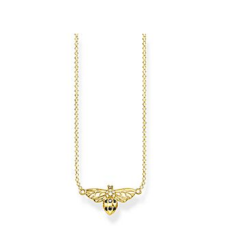 Glam & Soul Bee Necklace