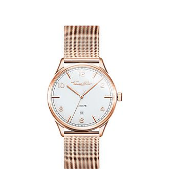 Code TS Milanese Metal Bracelet Watch