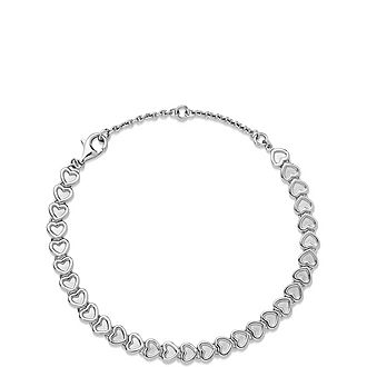 Endless Love Mini Heart Bracelet