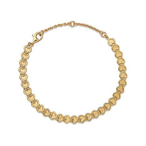 Endless Love Mini Heart Bracelet, ${color}