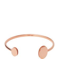 Narrative Cuff Bracelet