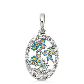 Forget-Me-Not Charm