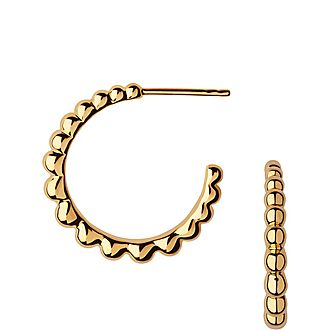 Effervescence Essentials Hoop Earrings Small