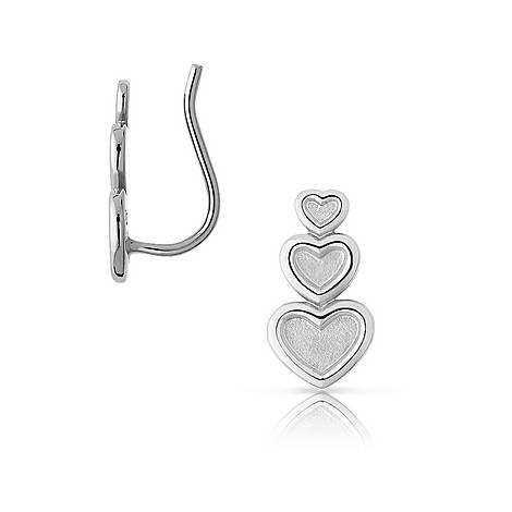 Endless Love Single Climber Earring, ${color}
