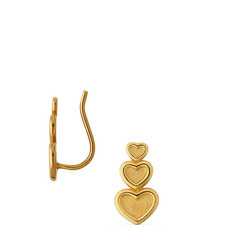 Endless Love Single Climber Earring