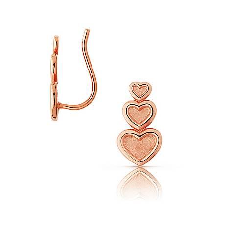 Endless Love Single Climber Earring, ${color}