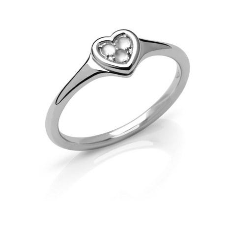 Open Heart Moonstone Heart Ring, ${color}