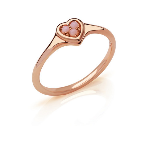 Open Heart Opal Ring, ${color}