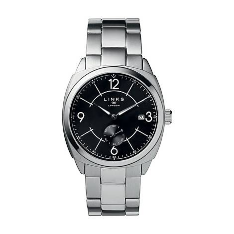 Brompton Stainless Steel Watch, ${color}