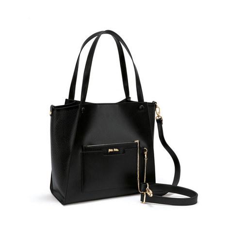 On The Go Shoulder Bag Large, ${color}