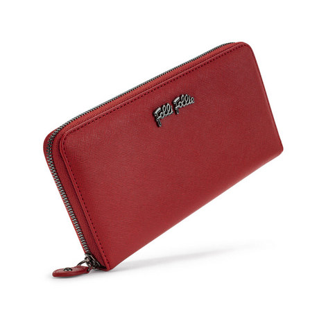 Large Zip Around Wallet, ${color}