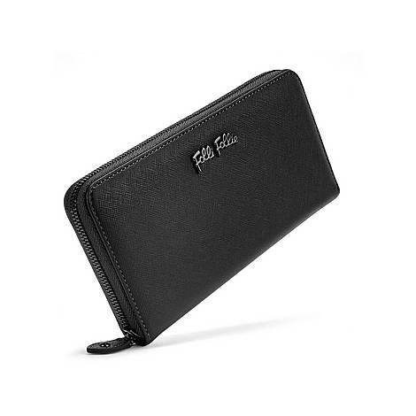 Large Zip Around Wallet, ${color}