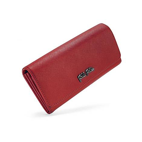 Large Foldover Wallet, ${color}