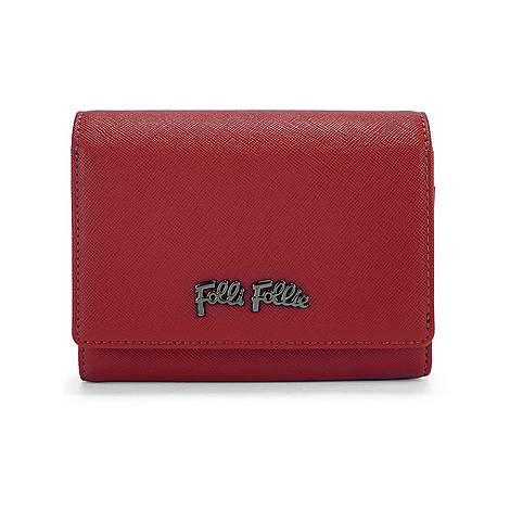 Mini Foldover Wallet, ${color}