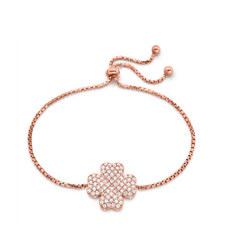Heart4Heart Clover Bracelet