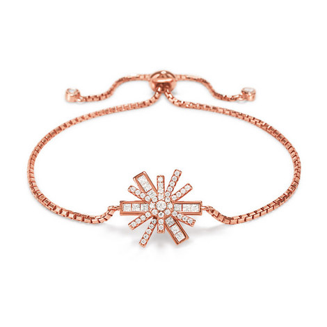 Star Flower Bracelet, ${color}