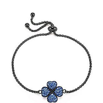 Heart4Heart Steel & Gemstone Bracelet