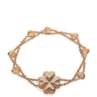 Heart4Heart Blossom Double Bracelet