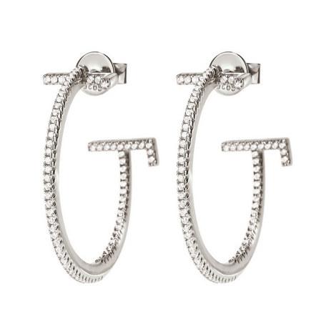 My FF Hoop Earrings, ${color}