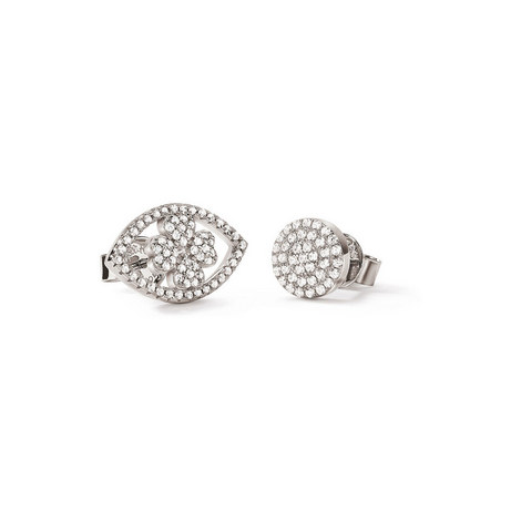 Heart4Heart Mati Stud Earrings, ${color}