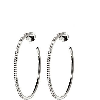 Fashionably Hoop Earrings
