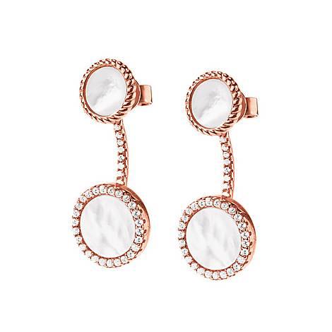 Heart4Heart Mirrors Earrings, ${color}