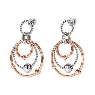 Style Bonding Layered Earrings
