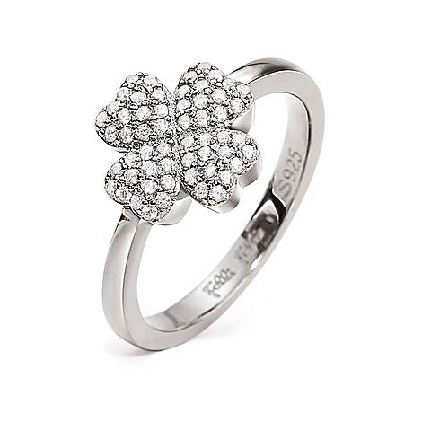 Mini Clover Ring, ${color}