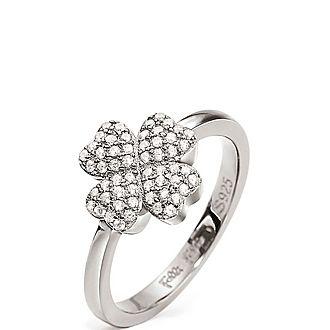 Mini Clover Ring