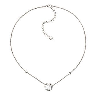 Heart4Heart Mirrors Necklace