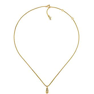 Style Drops Short Necklace