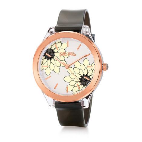 Fleur Riviera Watch, ${color}