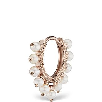 8mm Pearl Coronet Ring