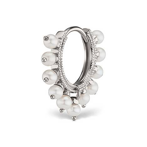 8mm Pearl Coronet Ring, ${color}