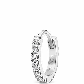 6.5 mm Diamond Eternity Ring