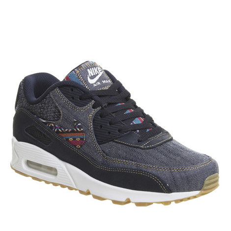 Air Max 90 Premium Trainers, ${color}