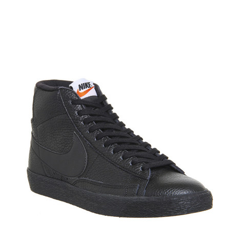 Blazer High Top Trainers, ${color}
